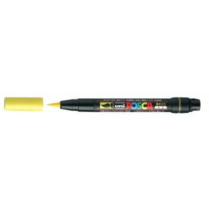 Posca verf stift PCF350 Geel