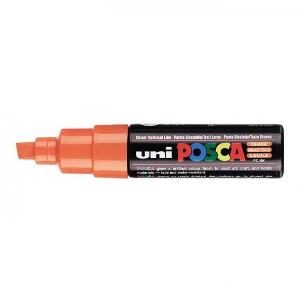 Posca verf stift PC8K (Donker) Oranje