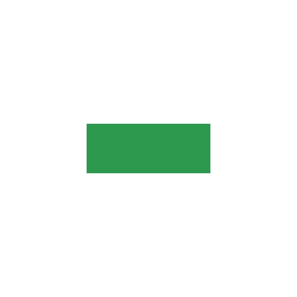 Posca verf stift PC7M donker groen - Ronde punt
