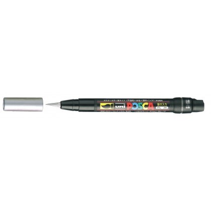Posca verf stift PCF350 Zilver
