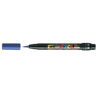 Posca verf stift PCF350 Donker Blauw
